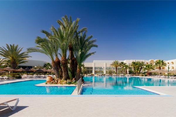 Piscine - Hôtel Iberostar Mehari 4* Djerba Tunisie
