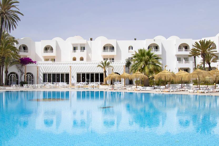 Piscine - Hôtel Iris Hotel & Thalasso 4* Djerba Tunisie