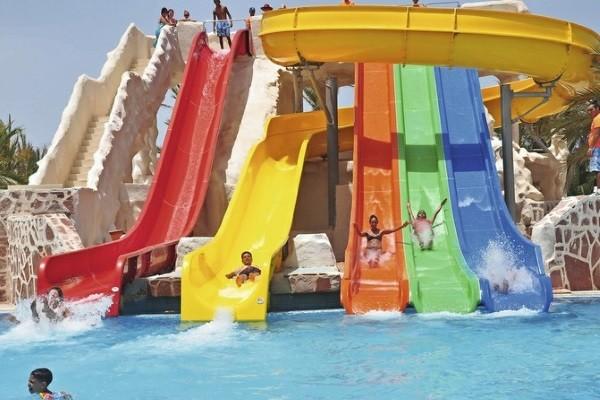 Piscine - Club Jumbo Baya Beach & Hacienda 3* Djerba Tunisie