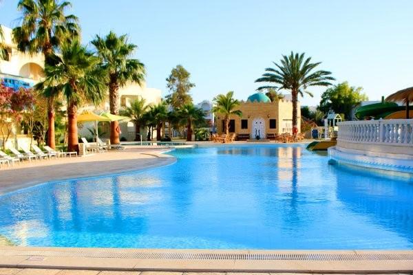 Piscine - Hôtel Ksar Djerba 4* Djerba Tunisie