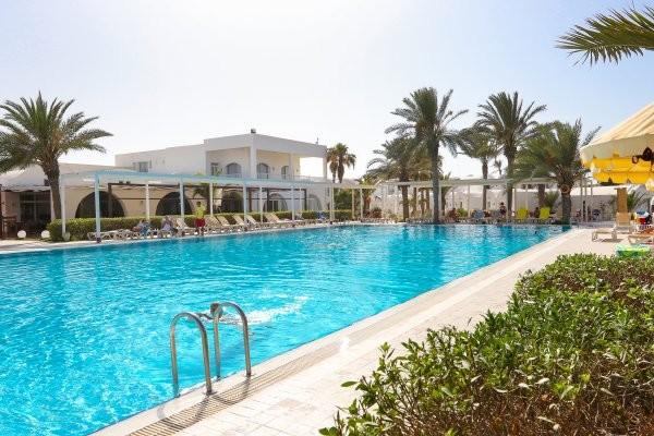 Piscine - Hôtel Le Méninx 3* Djerba Tunisie