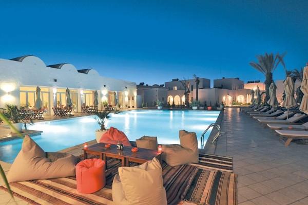 Piscine - Hôtel Les Jardins de Toumana 4* Djerba Tunisie
