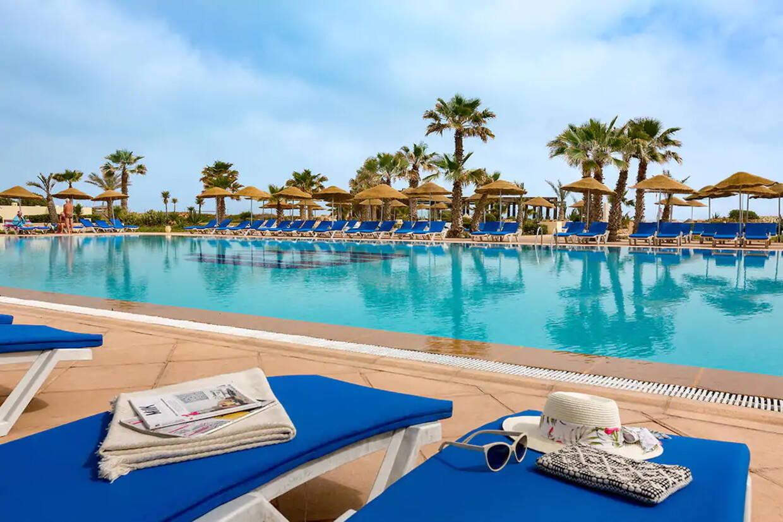 Piscine - Club Marmara Djerba Mare 3* Midoun Djerba Tunisie