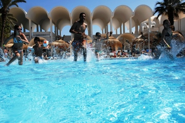 Piscine - Club Marmara Narjess 3* Djerba Tunisie