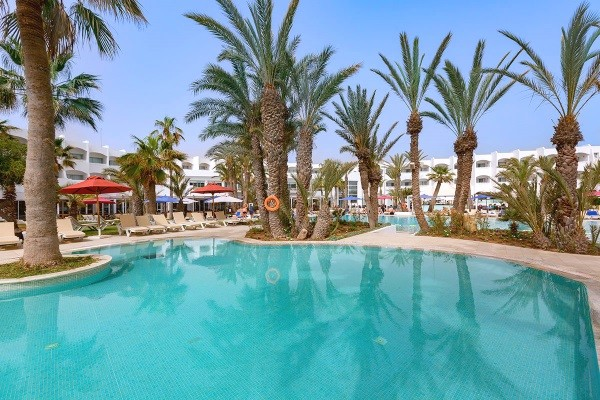 Piscine - Club Marmara Palm Beach Djerba 4* Djerba Tunisie