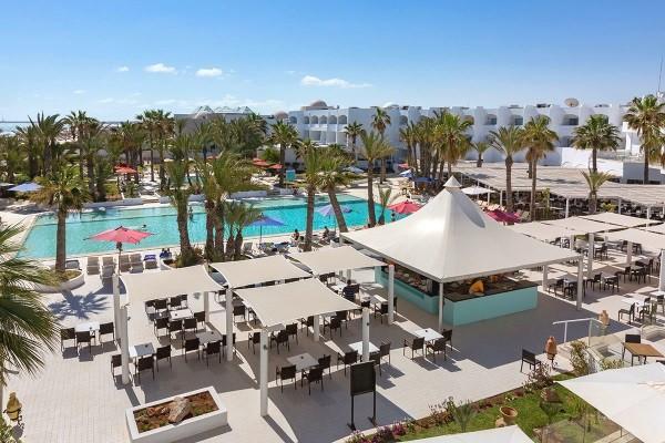 Piscine - Club Marmara Palm Beach Djerba 4* Djerba Tunisie