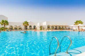 Tunisie-Djerba, Hôtel Maxi Club Riad Méninx
