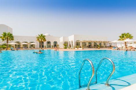 Tunisie-Hôtel Maxi Club Riad Méninx 4*
