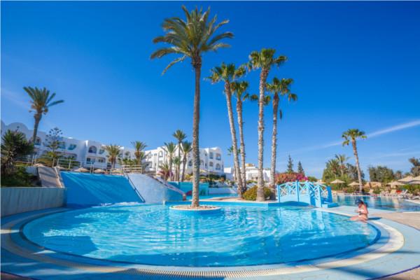 Piscine - Hôtel Mondi Club Seabel Aladin 3* Djerba Tunisie