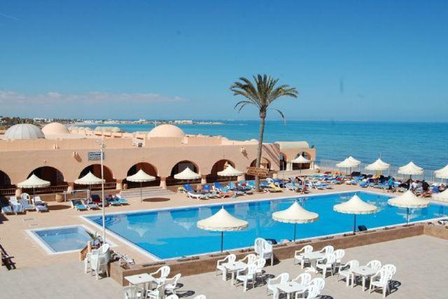 Tunisie : Hôtel Oasis Marine Club