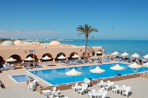 Hôtel oasis marine club djerba zarzis tunisie u fram
