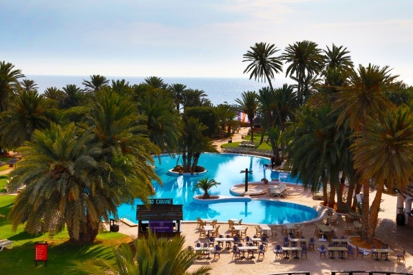 Vacances Djerba: Hôtel Odyssée Resort Thalasso & Spa