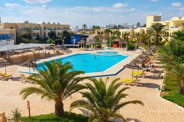 Piscine - Hôtel One Blue Village Djerba Les Dunes 3*