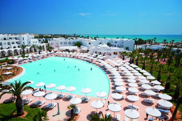 Piscine - Hôtel Palm Azur 4* Djerba Tunisie