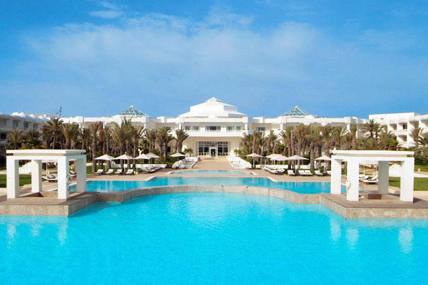 Piscine - Hôtel Radisson Blu Palace Resort & Thalasso 5* Djerba Tunisie