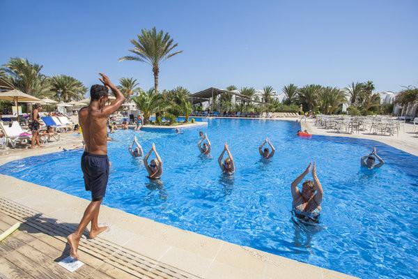 Piscine - Hôtel Seabel Rym Beach Djerba 4* Djerba Tunisie