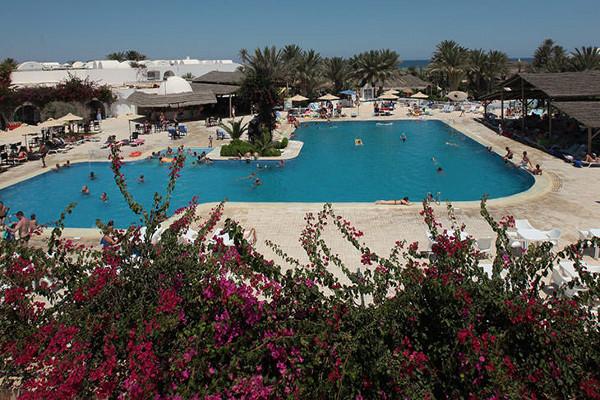Piscine - Hôtel Seabel Rym Beach 4*