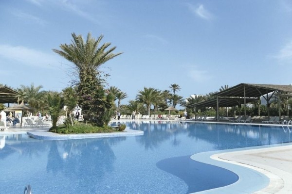 Piscine - Hôtel Seabel Rym Beach 4* Djerba Tunisie