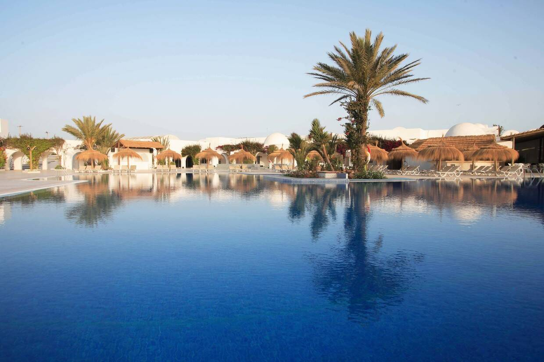 Piscine - Seabel Rym Beach Djerba 4* Djerba Tunisie