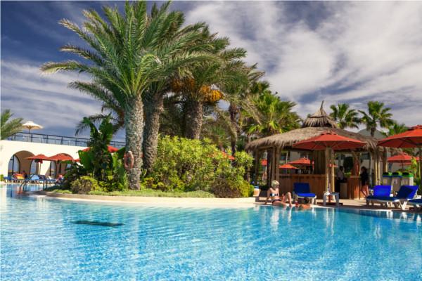 Piscine - Hôtel Sentido Djerba Beach 4* Djerba Tunisie