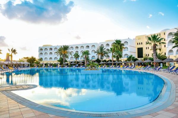 Piscine - Hôtel Sidi Mansour Resort & Spa 4* Djerba Tunisie