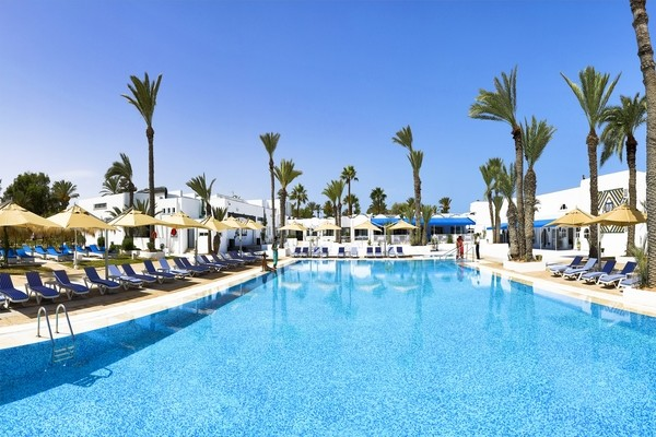 Piscine - Hôtel Smy Hotel Hari Club 4* Djerba Tunisie