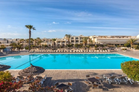 Hôtel Sunconnect Djerba Aqua Resort 4*