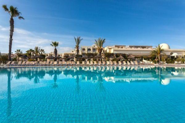 Piscine - Hôtel SunConnect Djerba Aqua Resort 4* Djerba Tunisie