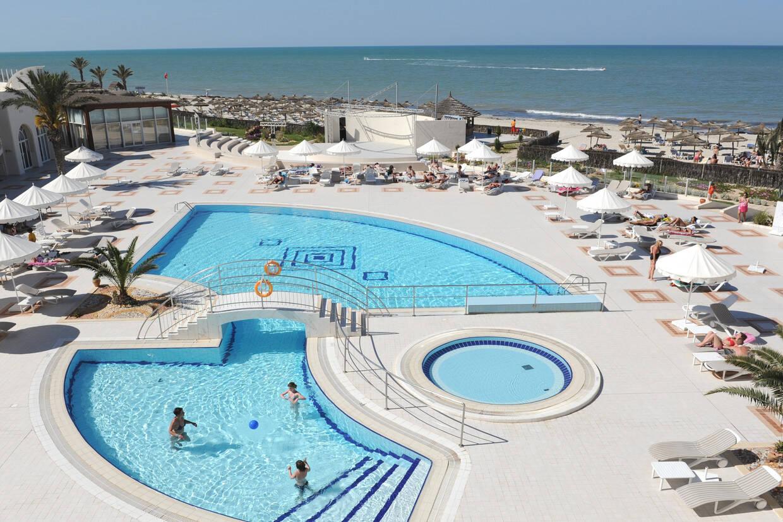 Piscine - Télémaque Beach & Spa 4* Djerba Tunisie