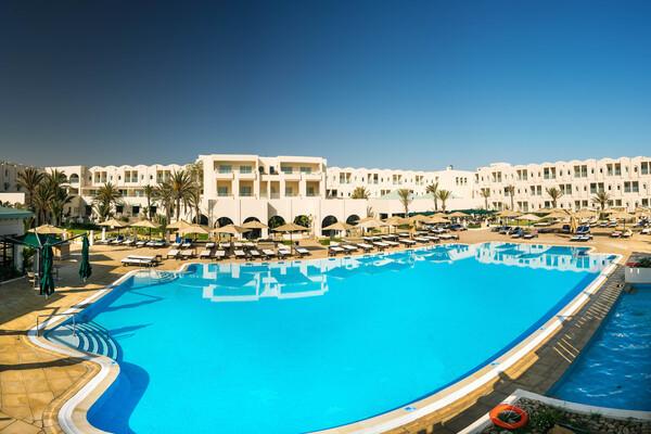 Piscine - Hôtel Ulysse Djerba Thalasso & Spa 5* Djerba Tunisie