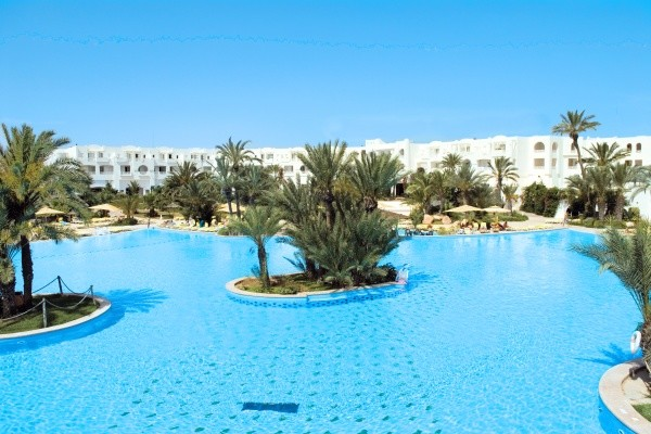 Piscine - Vincci Djerba Resort