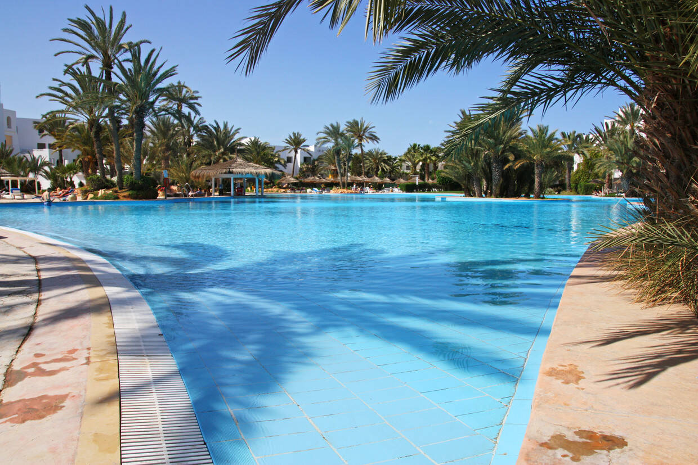 Piscine - Vincci Djerba Resort 4* Djerba Tunisie