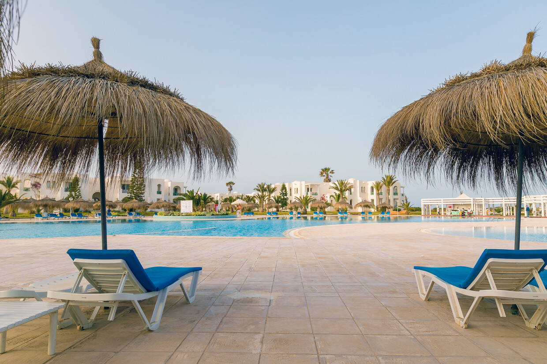 Piscine - Vincci Helios Beach & Spa 4* Djerba Tunisie