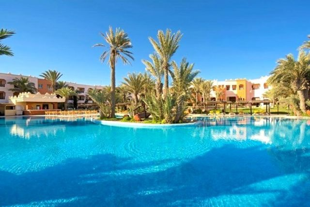 Tunisie : Hôtel Vincci Safira Palms