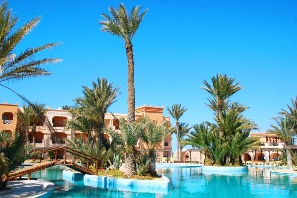 Piscine - Vincci Safira Palms 4* Djerba Tunisie