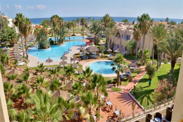 Piscine - Hôtel Welcome Meridiana 4* Djerba Tunisie