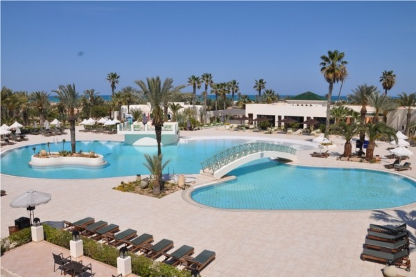 Piscine - Yadis Djerba Golf Thalasso & Spa 4* Djerba Tunisie