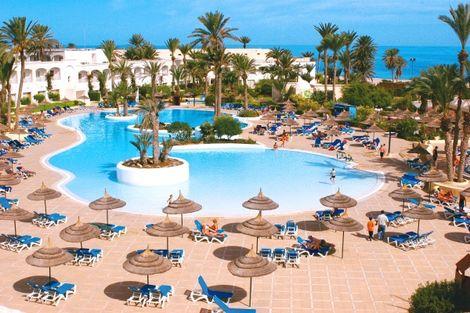 Tunisie-Hôtel Zephir & Spa 4*