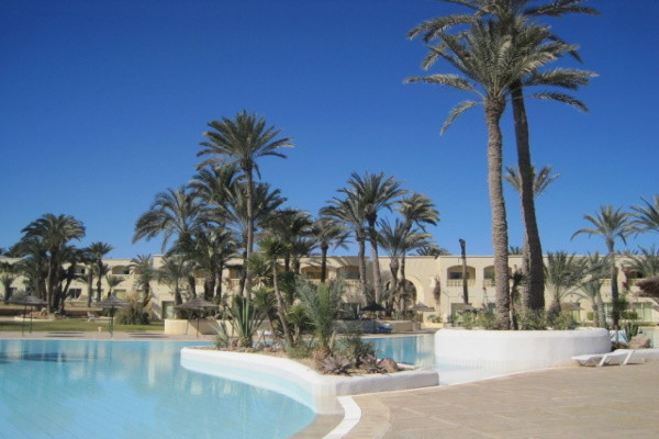 Piscine - Hôtel Zephir & Spa 4* Djerba Tunisie