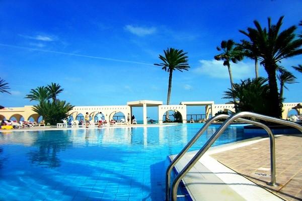 Piscine - Zita Beach 4* Djerba Tunisie