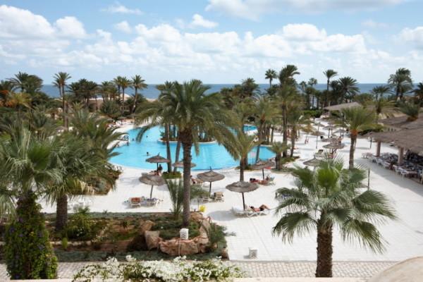 Piscine - Hôtel Zita Beach 4* Djerba Tunisie
