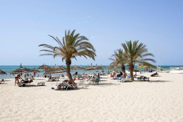 Plage - Club Bravo Club Golf Beach 3* sup Djerba Tunisie