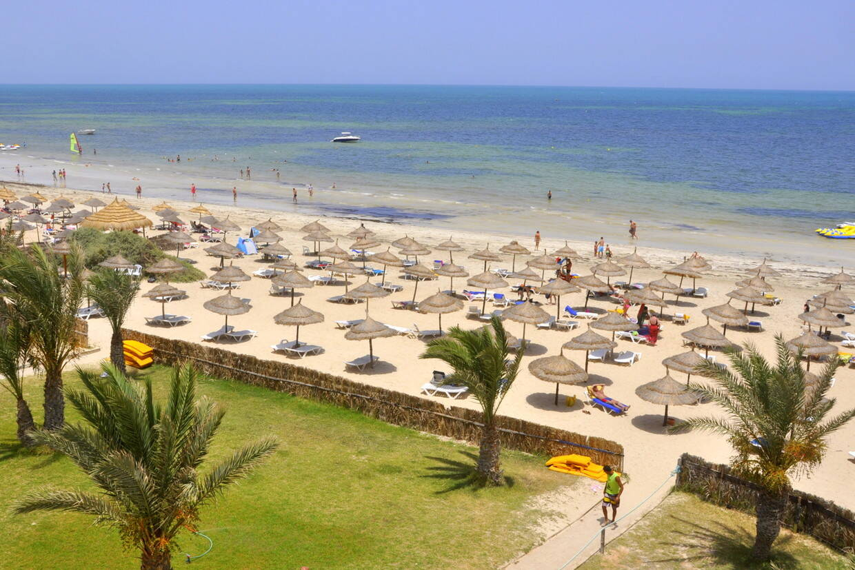 Plage - Diana Beach 3* Djerba Tunisie