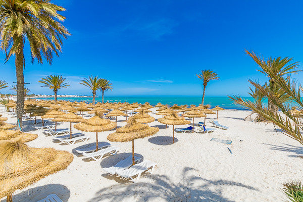 Plage - Framissima Royal Karthago Resort & Thalasso