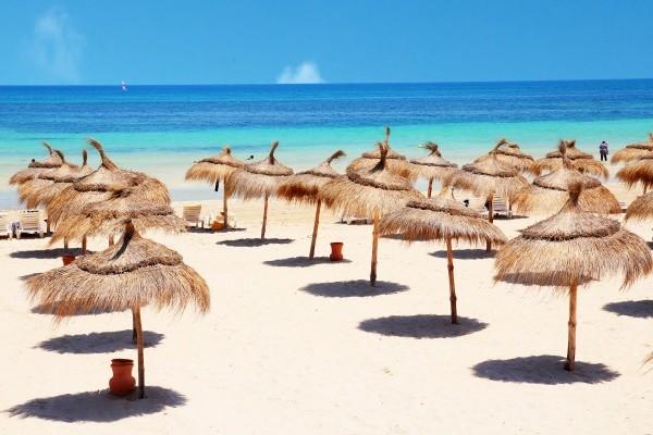 Plage - Green Palm Golf & Spa 4* Djerba Tunisie