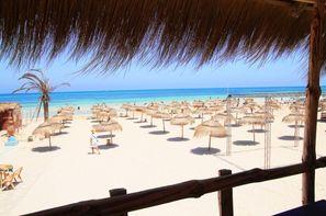 Tunisie-Djerba, Hôtel Green Palm