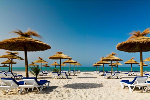 Plage - Hôtel Iberostar Mehari 4* Djerba Tunisie