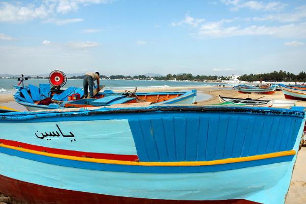 Plage - Club Jet Tours Aquaresort 4* Djerba Tunisie