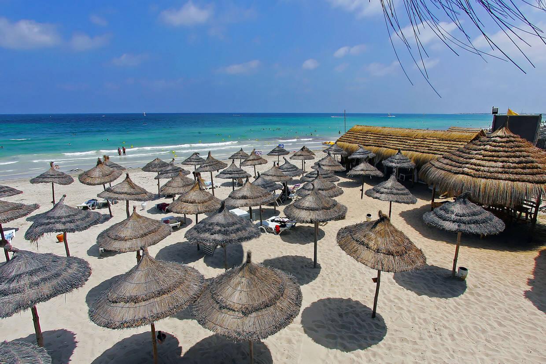 Plage - Hôtel Joya Paradise 4* Djerba Tunisie