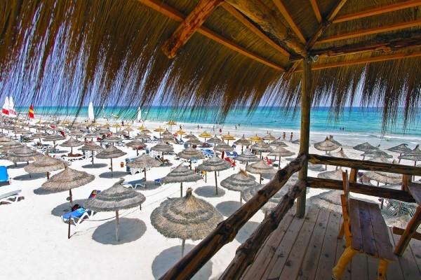 Plage - Joya Paradise 4* Djerba Tunisie